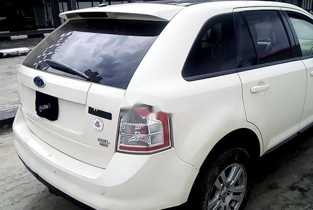 Super Clean Nigerian used 2007 Ford Edge Petrol Automatic-9
