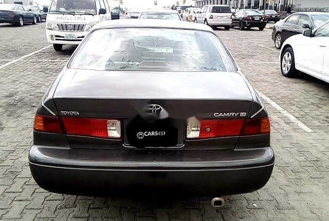 Neat Nigerian Used Toyota Camry 2001-7