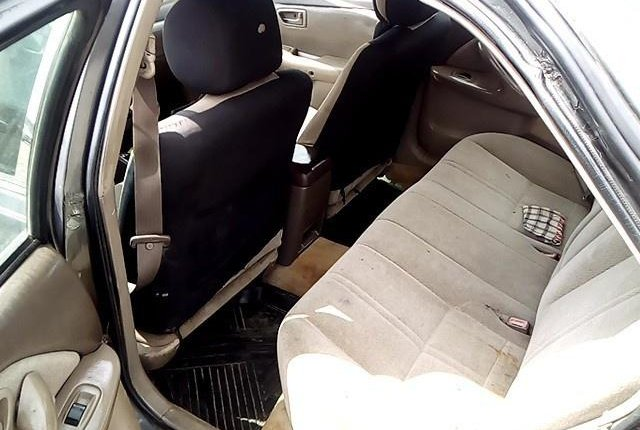 Neat Nigerian Used Toyota Camry 2001-11