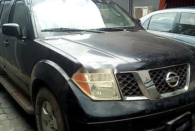 Neat Nigerian used Nissan Pathfinder 2006-4