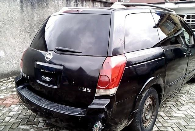 Super Clean Nigerian used Nissan Quest 2006-9
