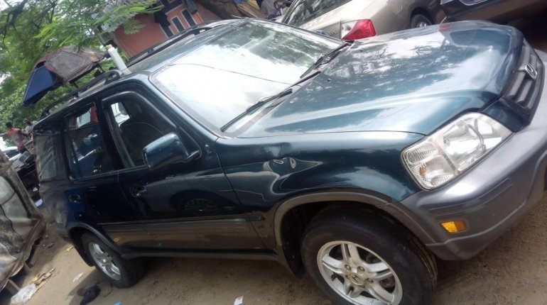 Nigerian Used 2000 Honda CR-V -3