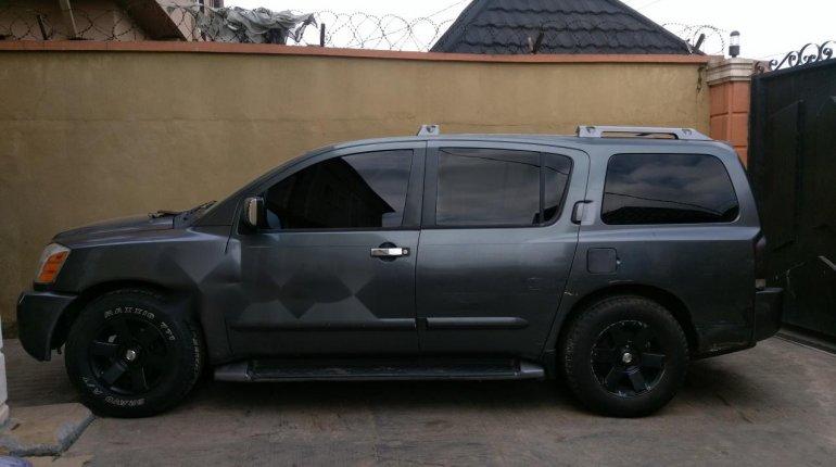 Neat Nigerian used Nissan Armada 2005-2