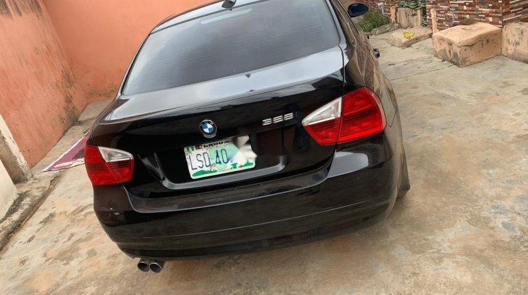 Clean Nigerian Used BMW 328i 2008 -3