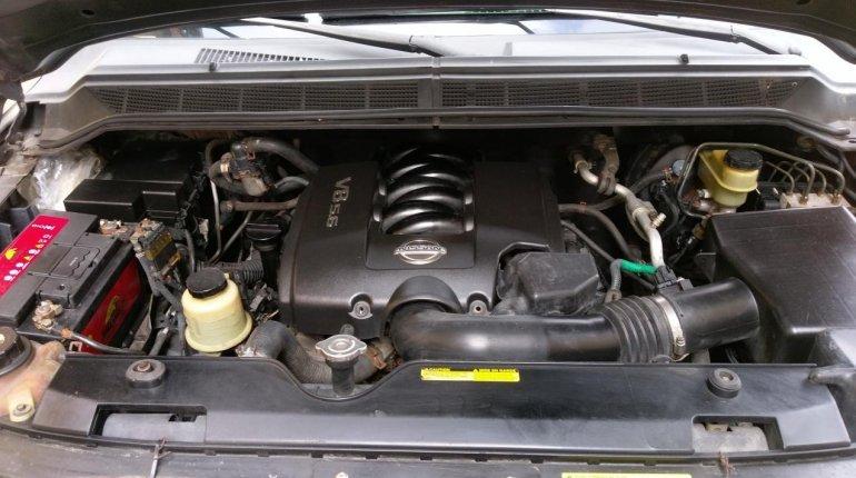 Neat Nigerian used Nissan Armada 2005-8