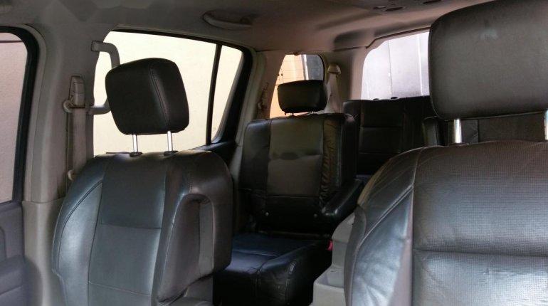 Neat Nigerian used Nissan Armada 2005-6