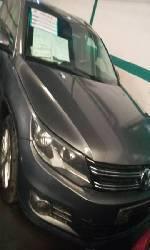 Clean Nigerian Used Volkswagen Tiguan 2011 -0