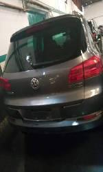 Clean Nigerian Used Volkswagen Tiguan 2011 -3