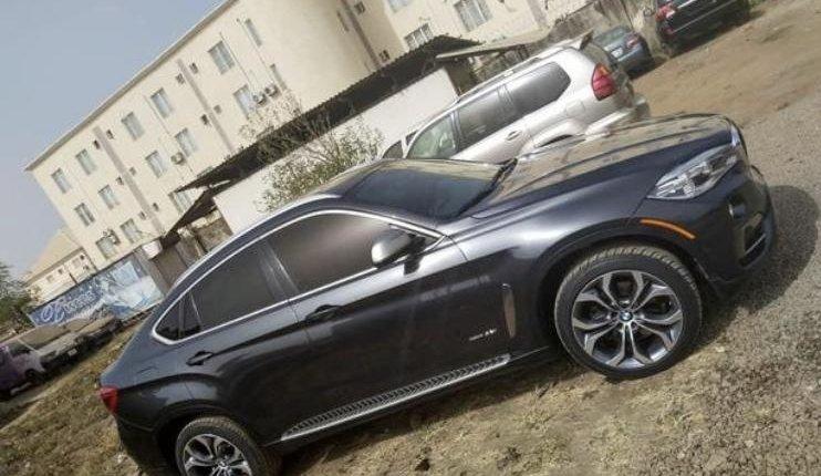 Nigerian Used 2014 BMW X6 -1