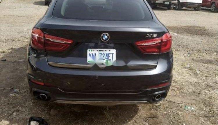 Nigerian Used 2014 BMW X6 -7
