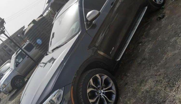 Nigerian Used 2014 BMW X6 -4