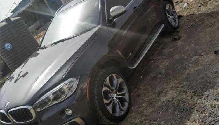 Nigerian Used 2014 BMW X6 -5