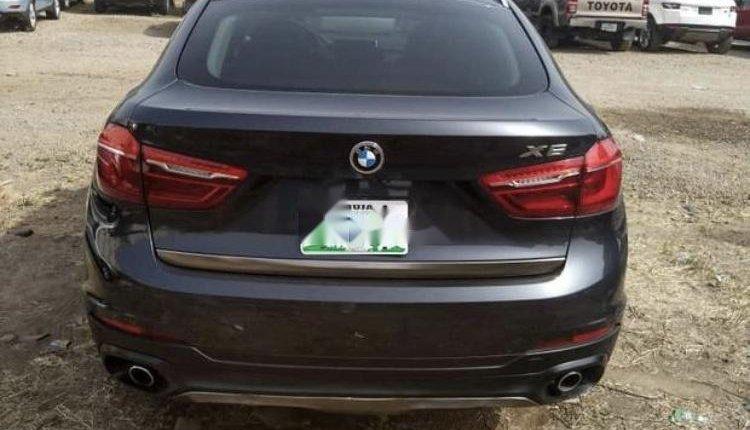 Nigerian Used 2014 BMW X6 -6