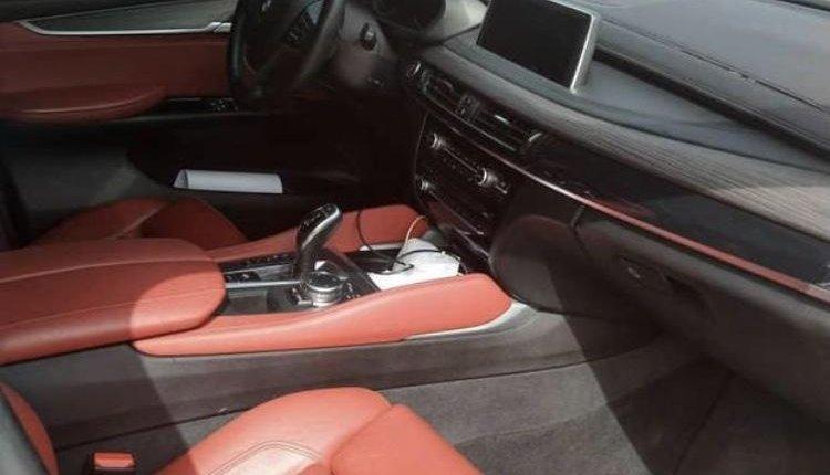 Nigerian Used 2014 BMW X6 -3
