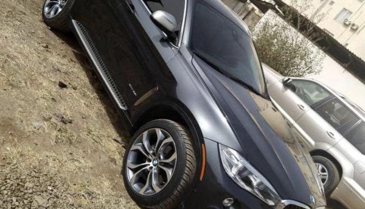 Nigerian Used 2014 BMW X6 -9