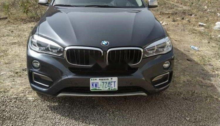 Nigerian Used 2014 BMW X6 -10