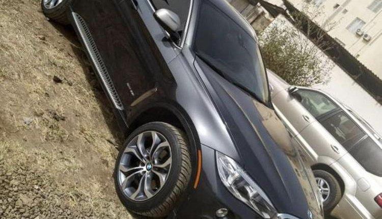 Nigerian Used 2014 BMW X6 -8