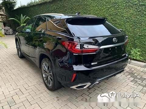 Neat Tokunbo Used  Lexus 350 F Sport 2018-1