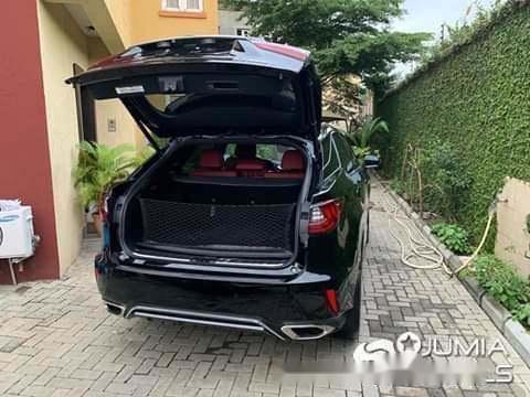 Neat Tokunbo Used  Lexus 350 F Sport 2018-3