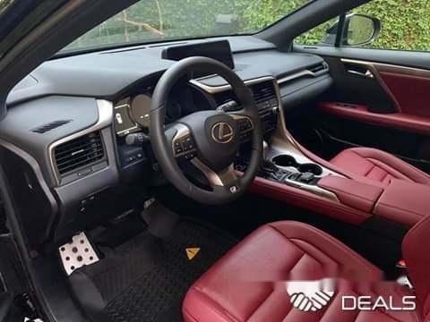 Neat Tokunbo Used  Lexus 350 F Sport 2018-2