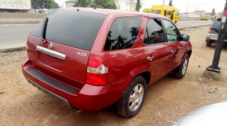 Neat Foreign used Acura MDX 2003-8