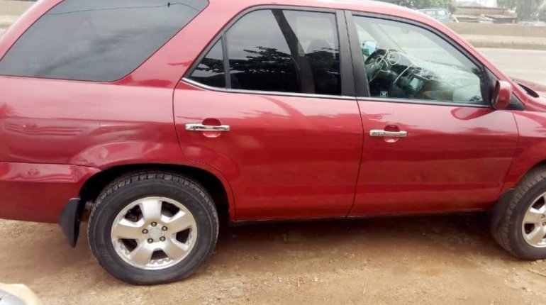 Neat Foreign used Acura MDX 2003-1