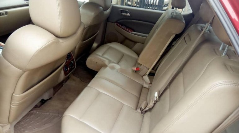 Neat Foreign used Acura MDX 2003-7
