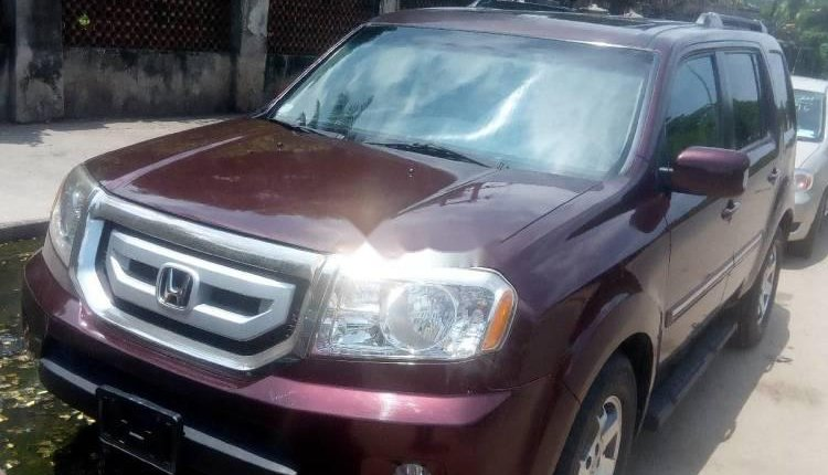 Neat Foreign used Honda Pilot 2010-0