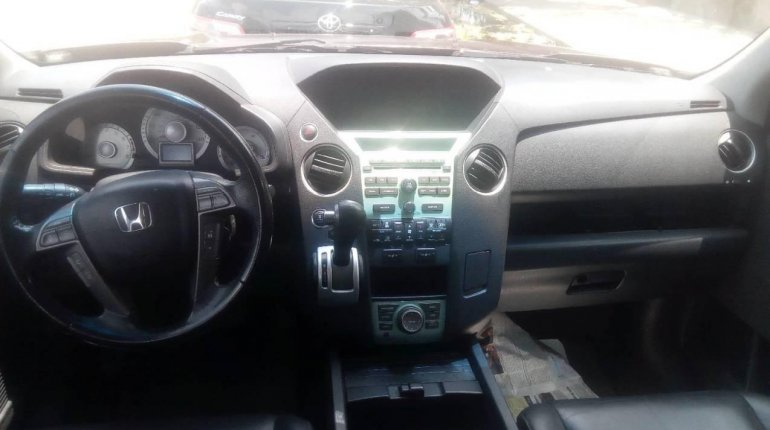 Neat Foreign used Honda Pilot 2010-4
