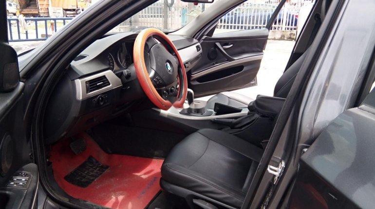 Neat Nigerian used BMW 318i 2007-3