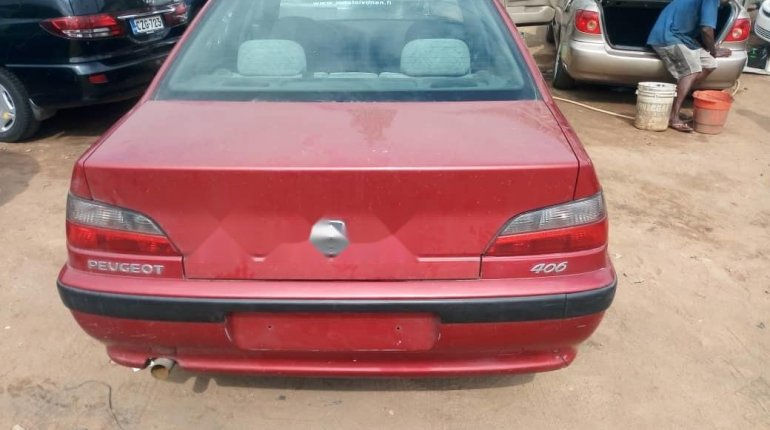 Neat Foreign used 2009 Peugeot 406 -1