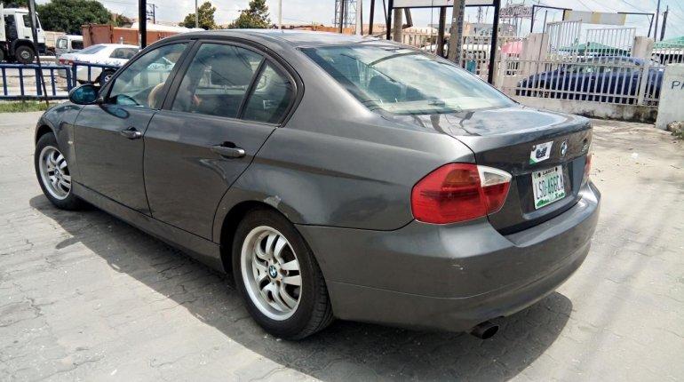 Neat Nigerian used BMW 318i 2007-13