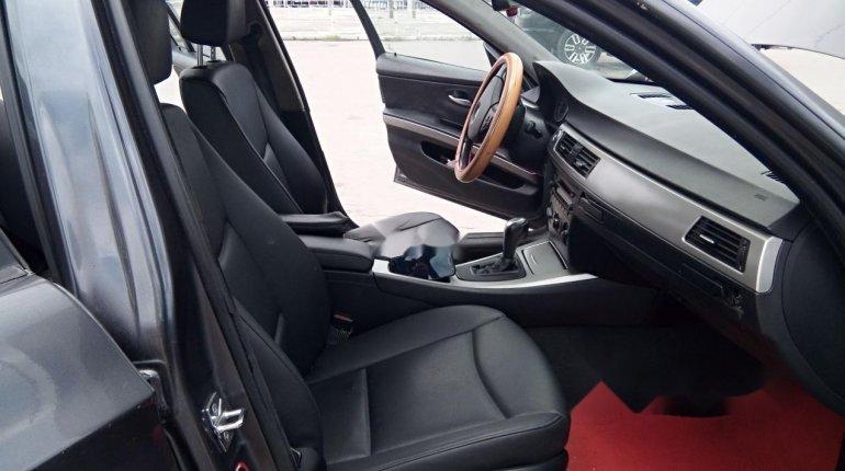 Neat Nigerian used BMW 318i 2007-7