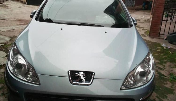 Neat Foreign used 2006 Peugeot 407-0