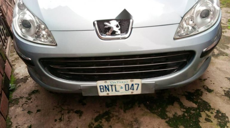 Neat Foreign used 2006 Peugeot 407-6