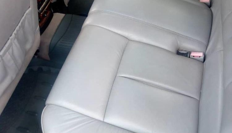 Well Maintained Nigerian used Peugeot 607 2011-1