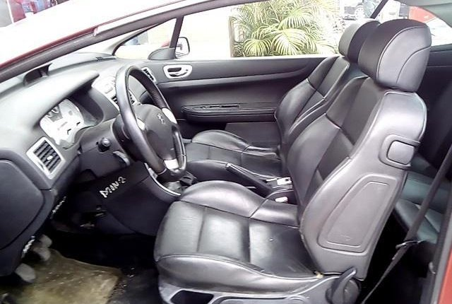 Well Maintained Nigerian used 2008 Peugeot 307-10