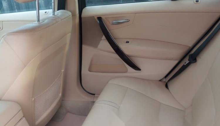 Clean Foreign Used BMW X3 2007 Gold-8