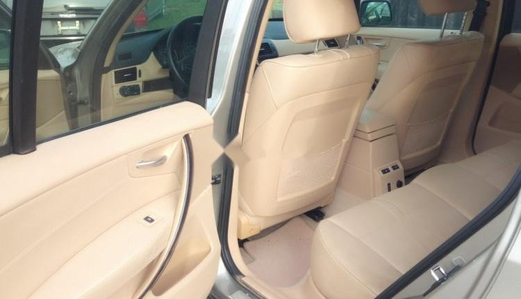 Clean Foreign Used BMW X3 2007 Gold-9