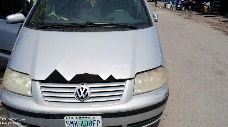 Neat Nigerian used 2002 Volkswagen Sharan-0