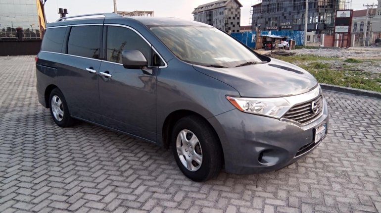 Very Clean Foreign use 2012 Nissan Quest -2