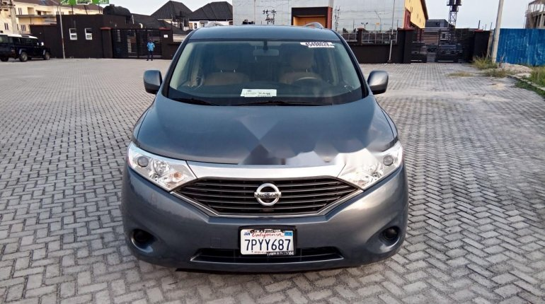 Very Clean Foreign use 2012 Nissan Quest -0