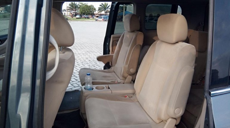 Very Clean Foreign use 2012 Nissan Quest -4