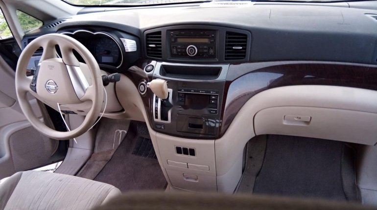 Very Clean Foreign use 2012 Nissan Quest -9