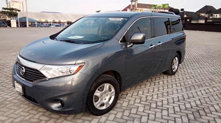 Very Clean Foreign use 2012 Nissan Quest -1