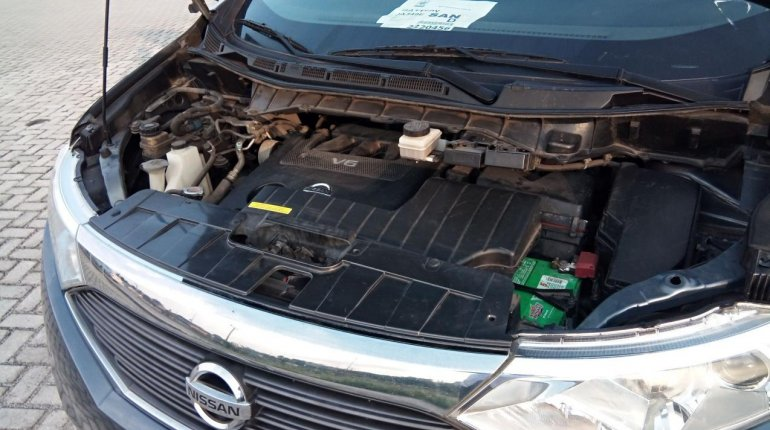 Very Clean Foreign use 2012 Nissan Quest -7