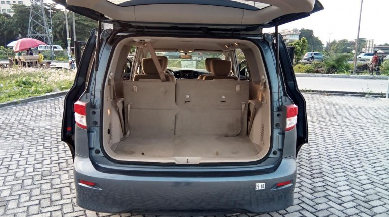 Very Clean Foreign use 2012 Nissan Quest -13