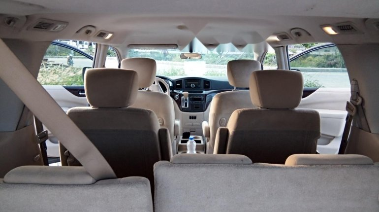 Very Clean Foreign use 2012 Nissan Quest -12