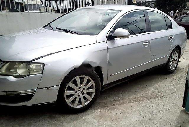 Nigerian Used 2008 Volkswagen Passat for sale-5