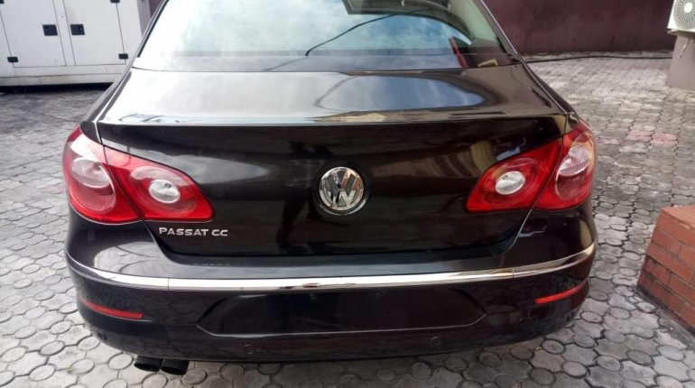 Super Clean Nigerian used Volkswagen CC -1